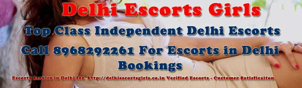 Delhi Escorts Girls Banner